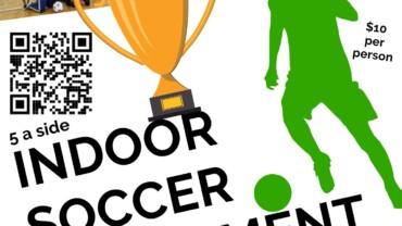 Indoor Soccer @ Adelaide Indoor Sports Center